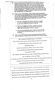 """Smithsonian-Wright Agreement of 1948"" page 2"